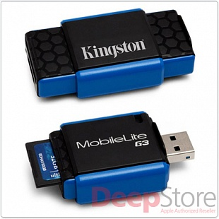 USB3.0 ридер для карт SD/microSD/MSProDuo MobileLite G3