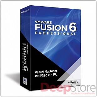 VMware Fusion upgrade from 4.x, 5.x, 5.x Pro or 6.x to Fusion 6 Professional Edition
