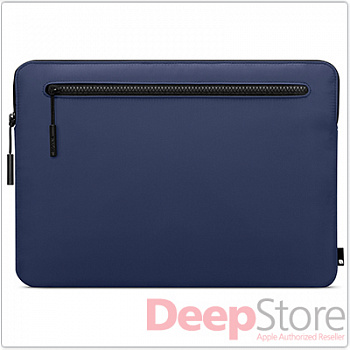 "Чехол Incase Compact Sleeve in Flight Nylon для MacBook Pro 15"", тёмно-синий"