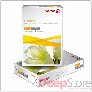 Бумага Xerox Colotech Plus, A4, 90 г/м (500 листов)