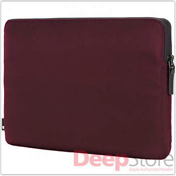 "Чехол-конверт Incase Compact Sleeve in Flight Nylon для MacBook Pro 13"", бордовый"