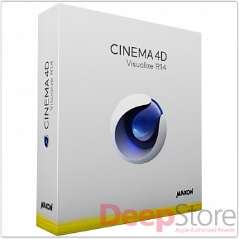 Лицензия Maxon CINEMA 4D Visualize