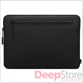"Чехол Incase Compact Sleeve in Flight Nylon для MacBook Pro 15"", чёрный"