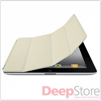 Apple iPad Smart Cover, кремовый