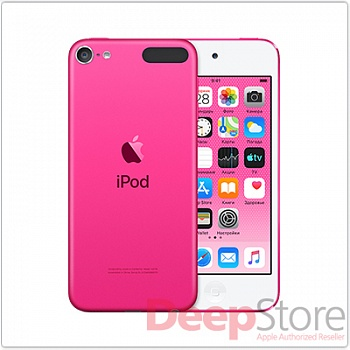 iPod touch 128 Гб, розовый
