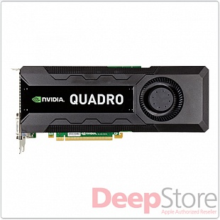 Видеокарта PNY NVIDIA Quadro K5000 for Mac, 2560MB PCIE (OEM)