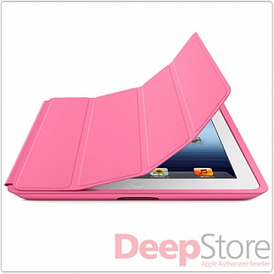 Apple iPad Smart Case, розовый
