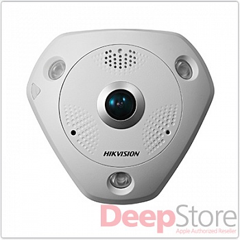 Купольная панорамная IP-видеокамера Hikvision DS-2CD6362F-IS