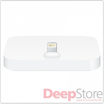 Док-станция iPhone Lightning Dock (белый)