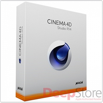 Лицензия Maxon CINEMA 4D Studio