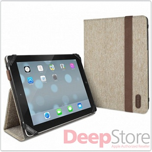Чехол Cygnett Node Folio для iPad Air, коричневый