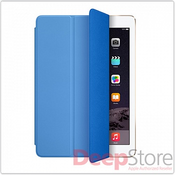 Apple iPad Air 2 Smart Cover, голубой