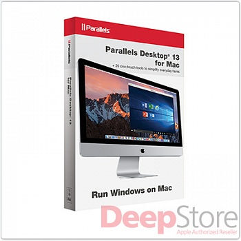 Parallels Desktop 13 for Mac Professional Edition (Retail)