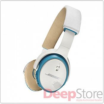 Накладные наушники Bose SoundLink On-Ear Bluetooth, белый