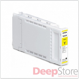 Картридж желтый T693400 UltraChrome XD Epson для SC-T3000/T5000/T7000 (350 мл)