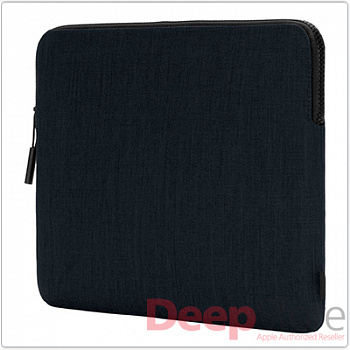 "Чехол Incase Slim Sleeve with Woolenex для MacBook Pro 13"" 2016/17/18/Air 2018, темно-синий"