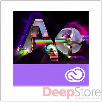 Adobe After Effects Creative Cloud. Лицензии Education Device license для образовательных организаци