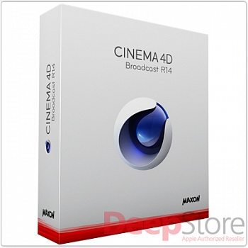 Лицензия Maxon CINEMA 4D Broadcas