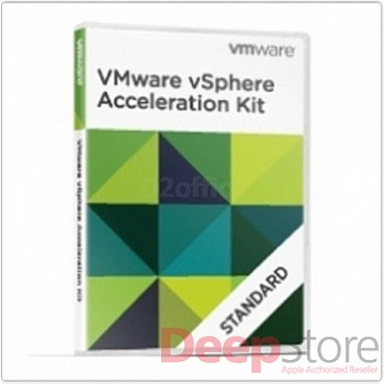 VMware vSphere with Operations Management Enterprise Plus Acceleration Kit for 6 processors