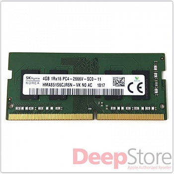 Модуль памяти Hynix for Apple (Orginal) 4GB DDR4 2666 МГц (PC-21300)