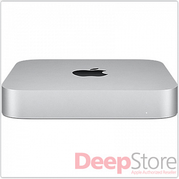 Mac mini / Apple M1 8-core CPU and 8-core GPU / 8 Гб / 256 Гб SSD