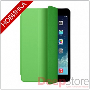 Apple iPad mini 3 Smart Cover зеленый