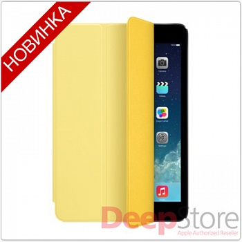 Apple iPad mini 3 Smart Cover, желтый