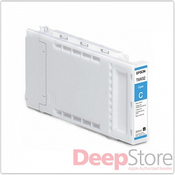 Картридж голубой T693200 UltraChrome XD Epson для SC-T3000/T5000/T7000 (350 мл)