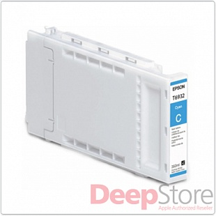 Картридж голубой T692200 UltraChrome XD Epson для SC-T3000/T5000/T7000 (110 мл)